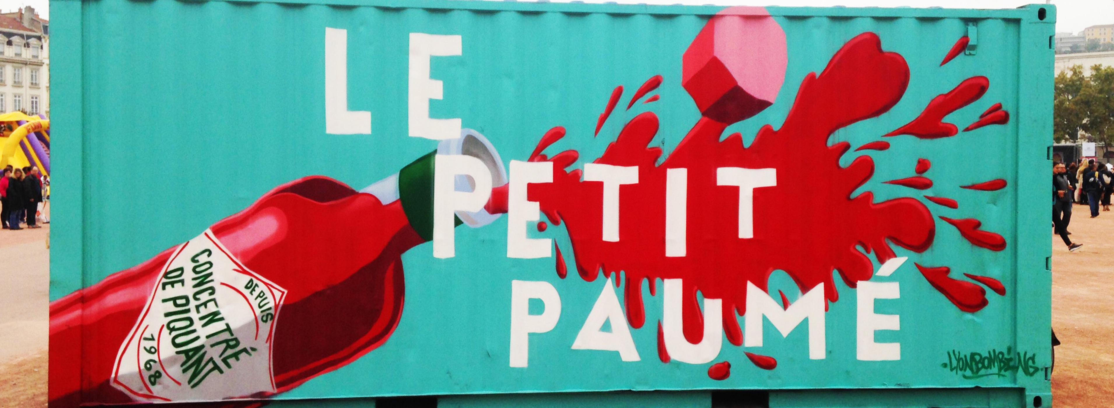 LE PETIT PAUMÉ